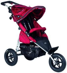 Jogger Kinderwagen TFK Joggster III 12 Facelift