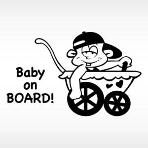 Bester Kinderwagen kaufen - Baby on Board!