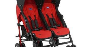 Geschwisterkinderwagen - Chicco Geschwistersportwagen Echo Twin - im Vergleich