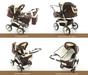 kinderwagen g nstig aktuelle g nstige kinderwagen buggys. Black Bedroom Furniture Sets. Home Design Ideas
