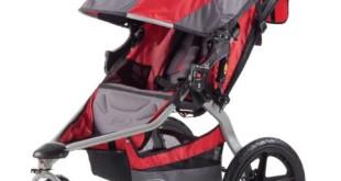 Kinderwagen zum Joggen - Britax BOB - Sportkinderwagen Revolution SE - Top