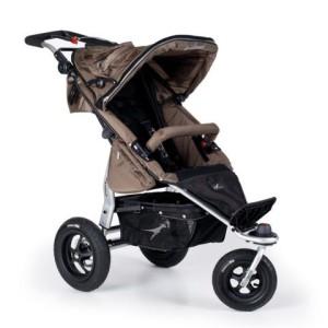Kinderwagen zum Joggen - TFK Buggy Joggster Twist, schlamm - im Vergleich