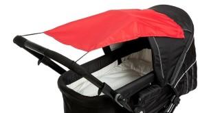 Sonnensegel Kinderwagen - Altabebe - Sonnensegel UV Schutz Kinderwagen Buggys