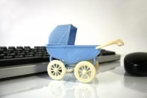 Wann Kinderwagen kaufen - Babypause - 496952_by_Silke Kaiser_pixelio.de