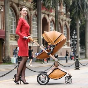 Kinderwagen Hot Mom kaufen für perfektes Shoppen
