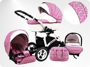 Kinderwagen kaufen - Komplettset Lux4Kids mit den besten Zubehör-Teilen